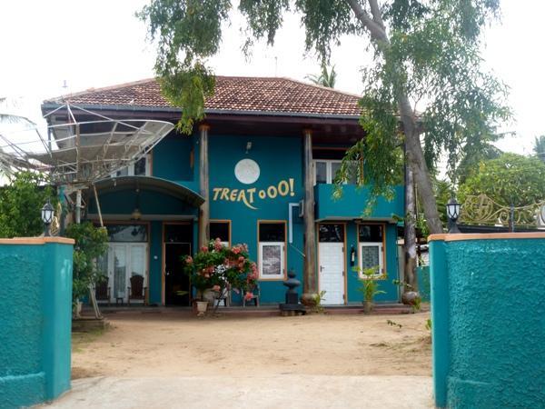 Treatooo Hotel, Eravur Town