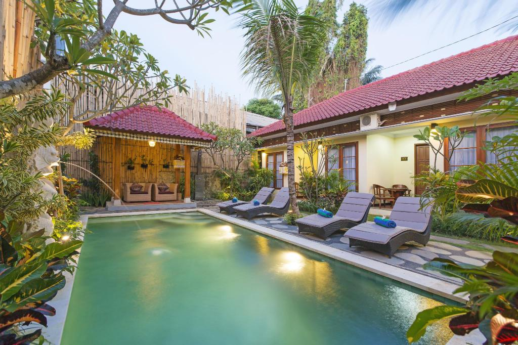 Budget hotels in Beji Ubud, Bali for under 50 USD