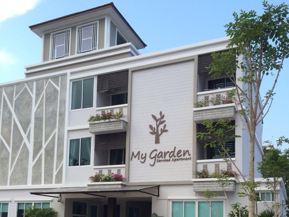 My Garden Serviced Apartment, Muang Samut Songkhram