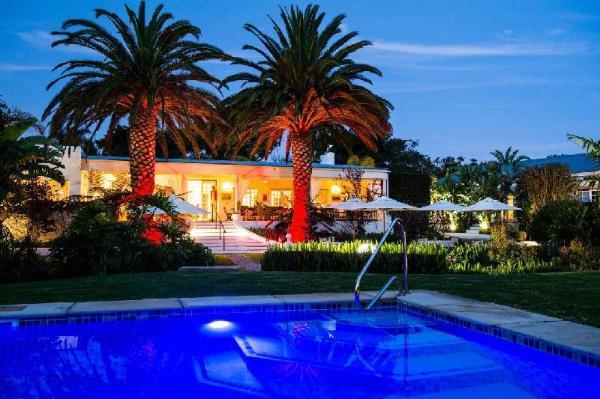 VILLA COLONIALE Private Luxury Retreat Cape Town