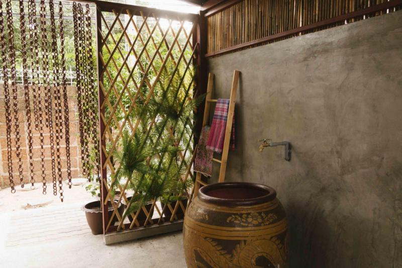 曼谷河畔的1臥室獨棟住宅 - 200平方公尺/2間專用衛浴