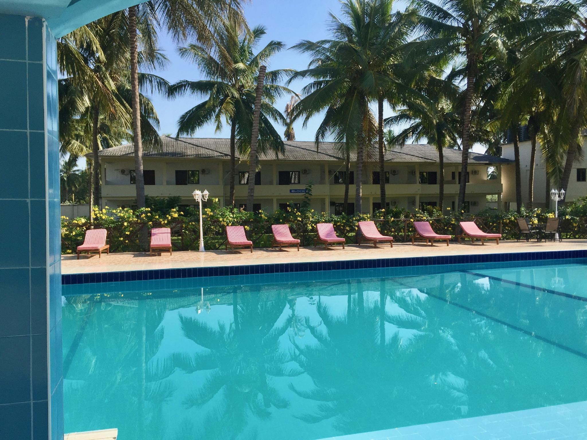 Oceanic Bay Hotel and Resort, Bagamoyo