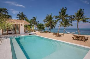 Kya Beach House Beachfront Private Pool Sunsets - Koh Samui