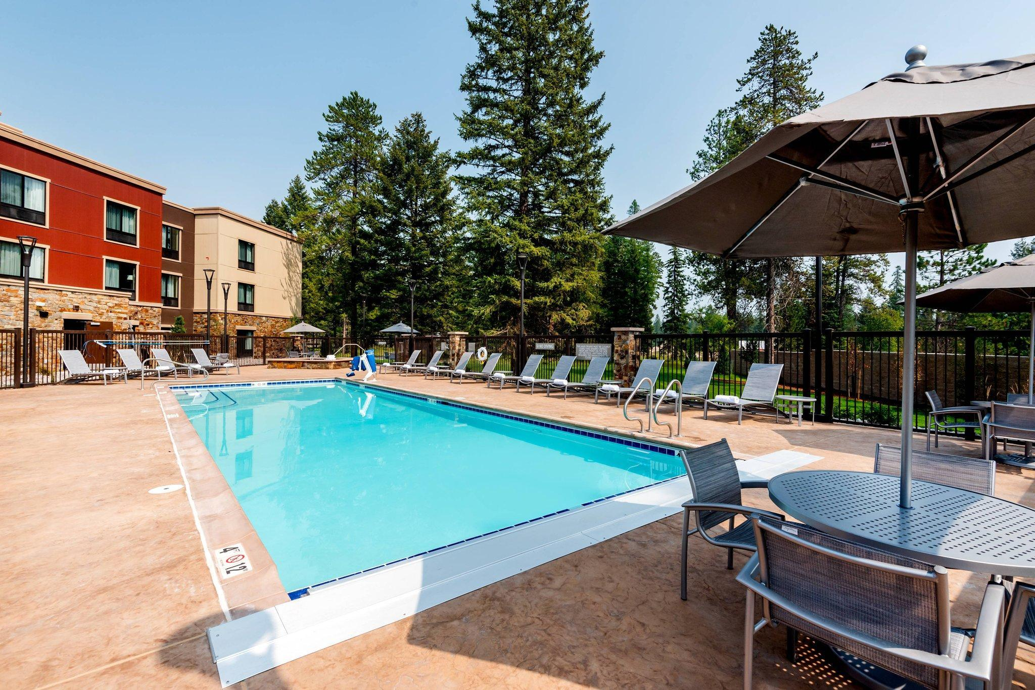 TownePlace Suites Whitefish, Flathead