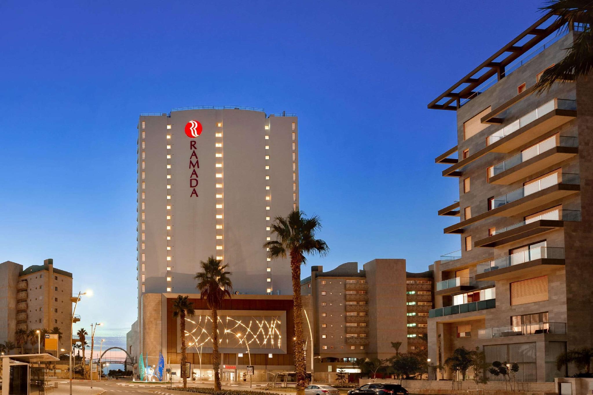 Ramada Resort by Wyndham Hadera Beach,