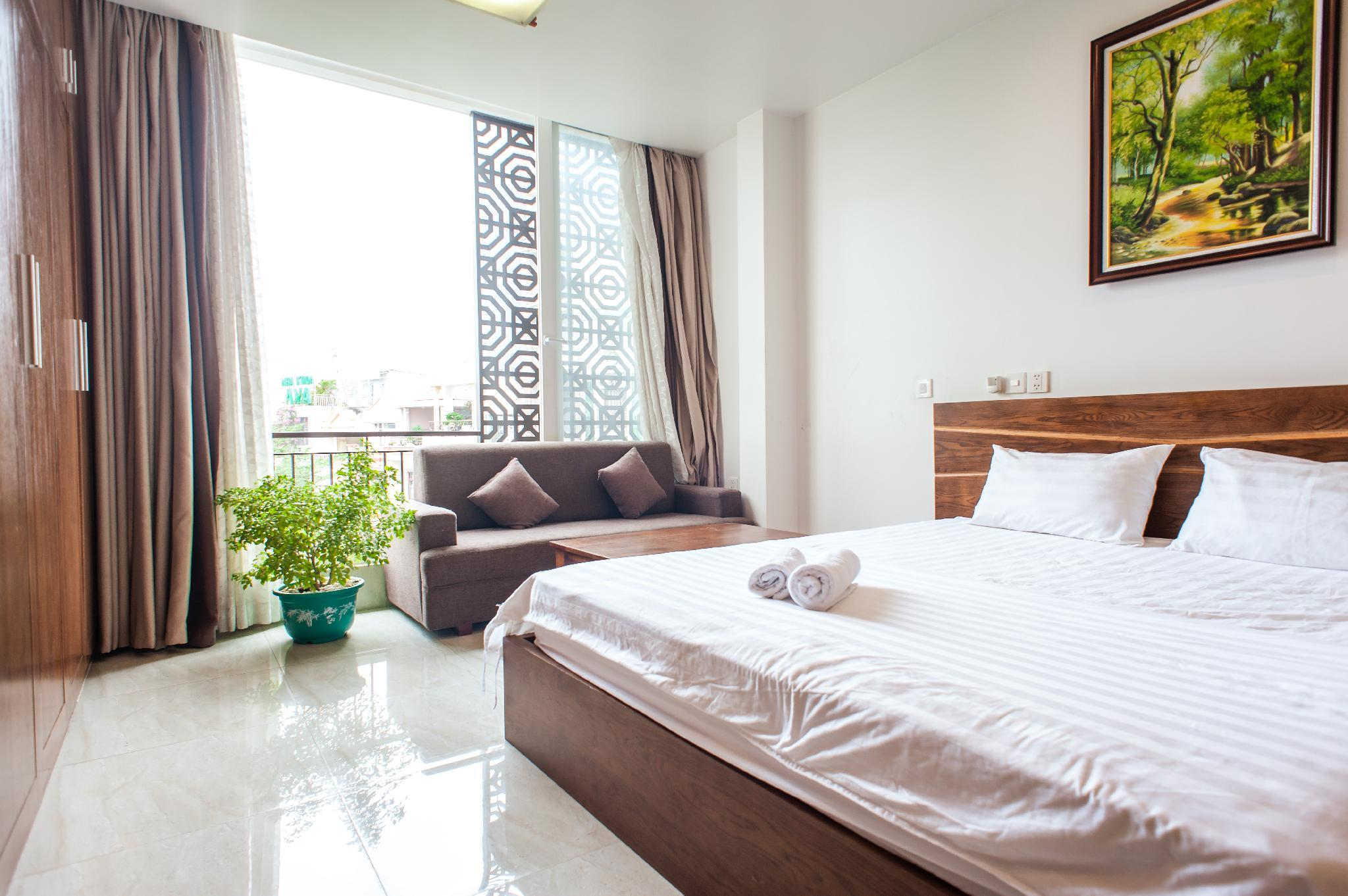 AHA Libra 283 Apartments, Quận 10