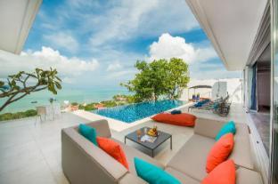 UniQue De Luxe Sea View 4 Bedrooms Pool Villa - Koh Samui