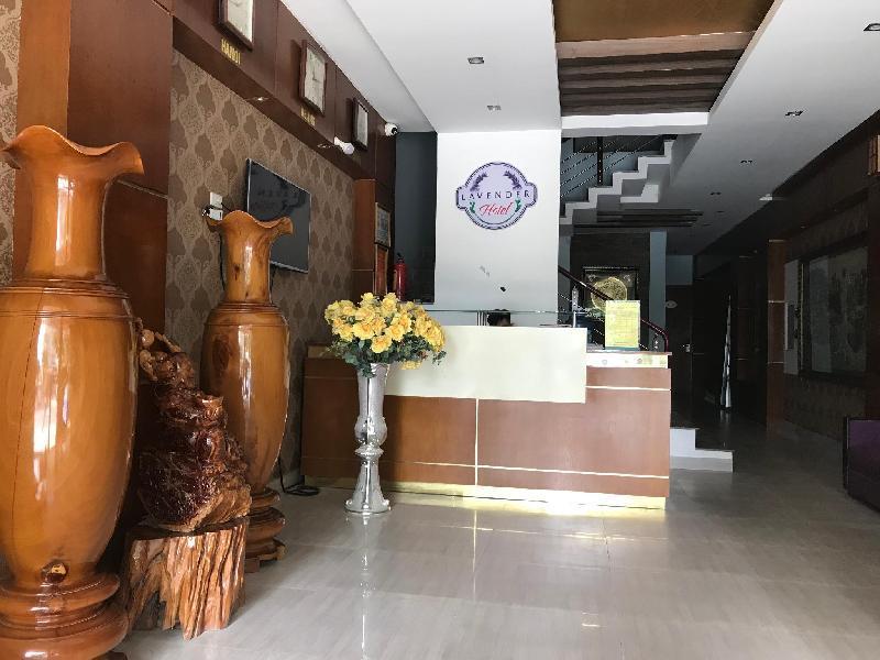 Khách Sạn Lavender Tuyên Quang