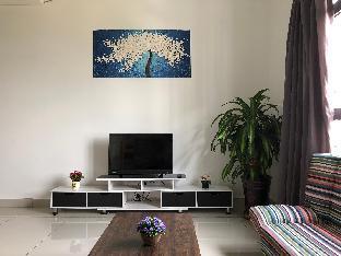 조호바루 시내의 아파트먼트 (48m², 침실 1개, 프라이빗 욕실 1개)