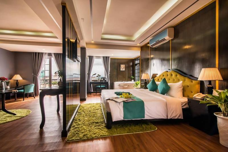 Khách sạn The Sunriver Boutique Huế