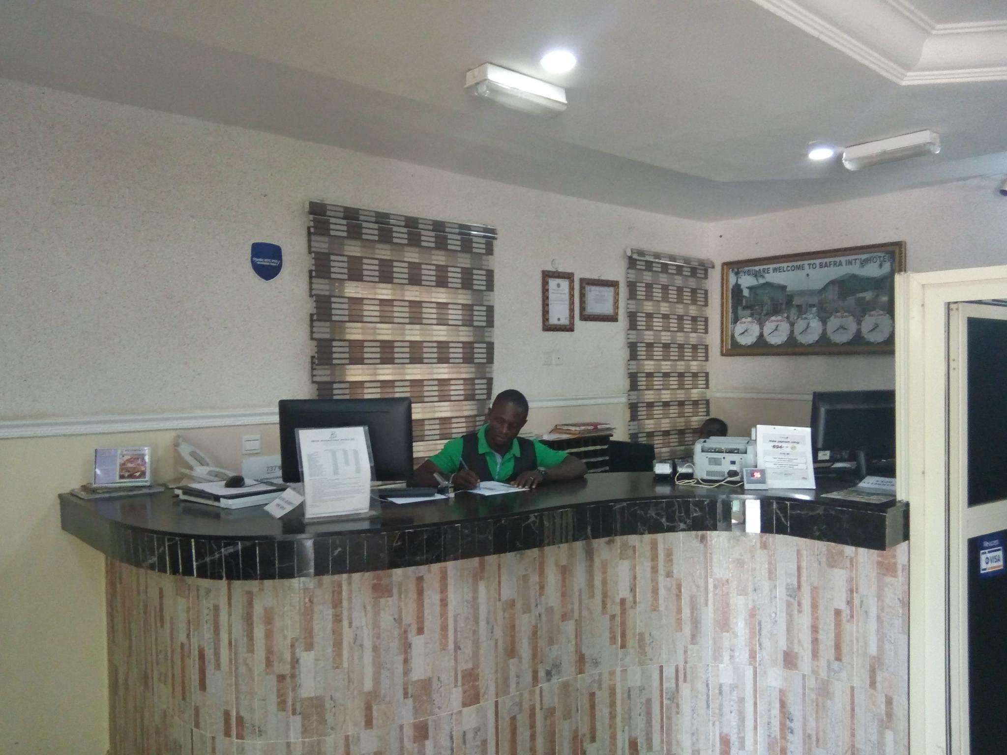 Bafra International Hotels, Kaduna North