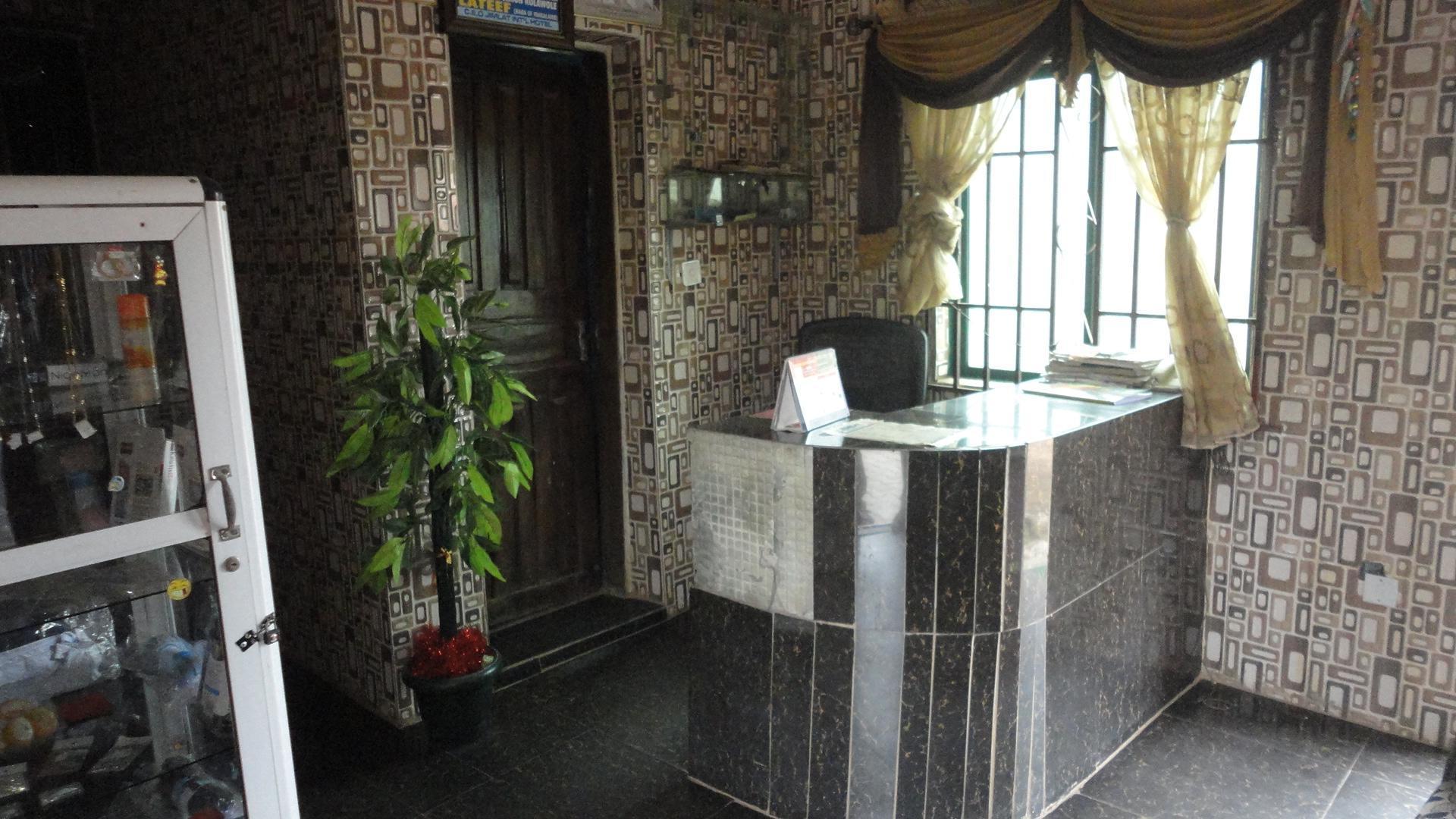 Jimlat International Hotel, Odeda