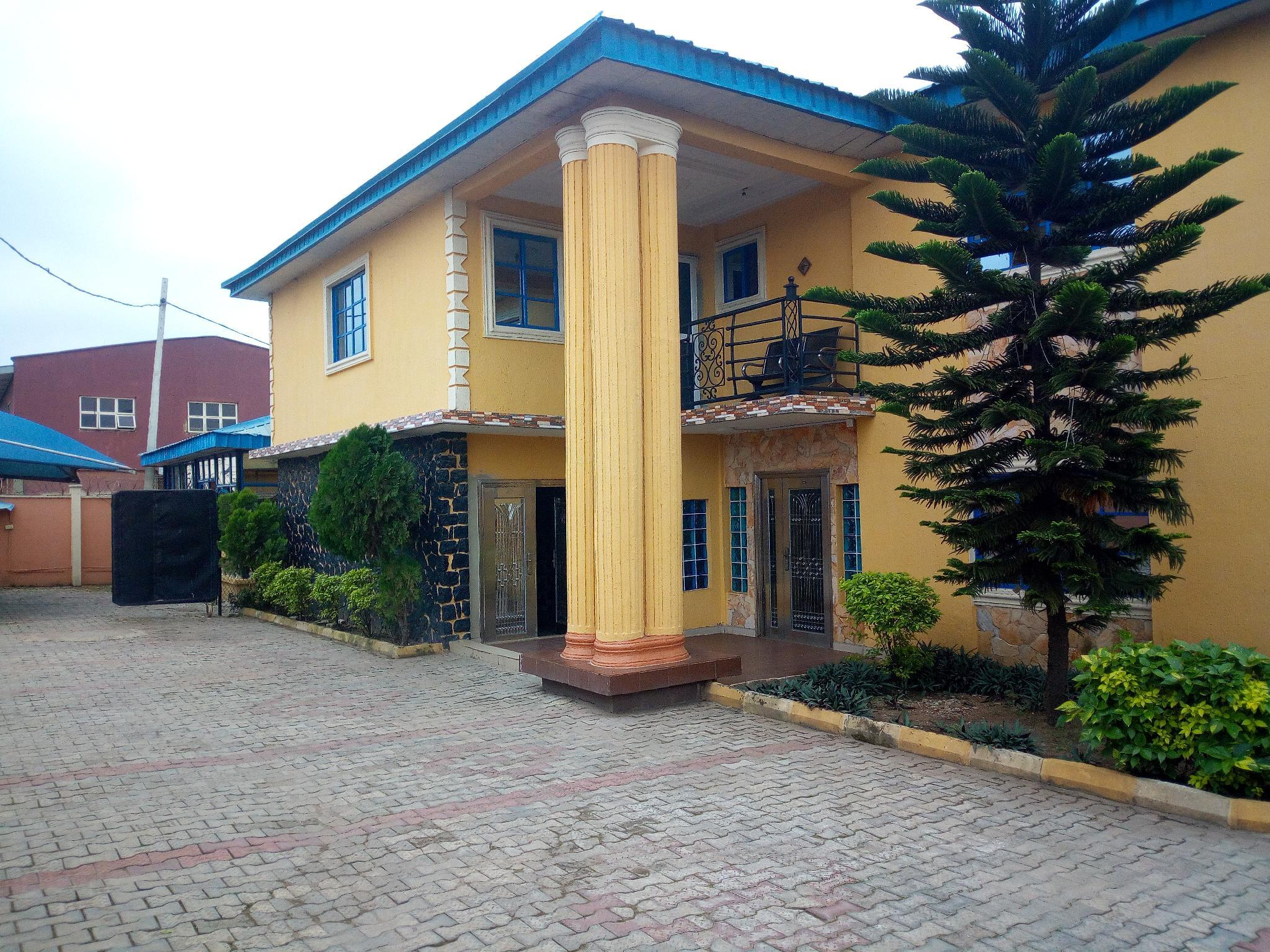 Joybam Hotel and Events Center, Ososami, IbadanSouth-West
