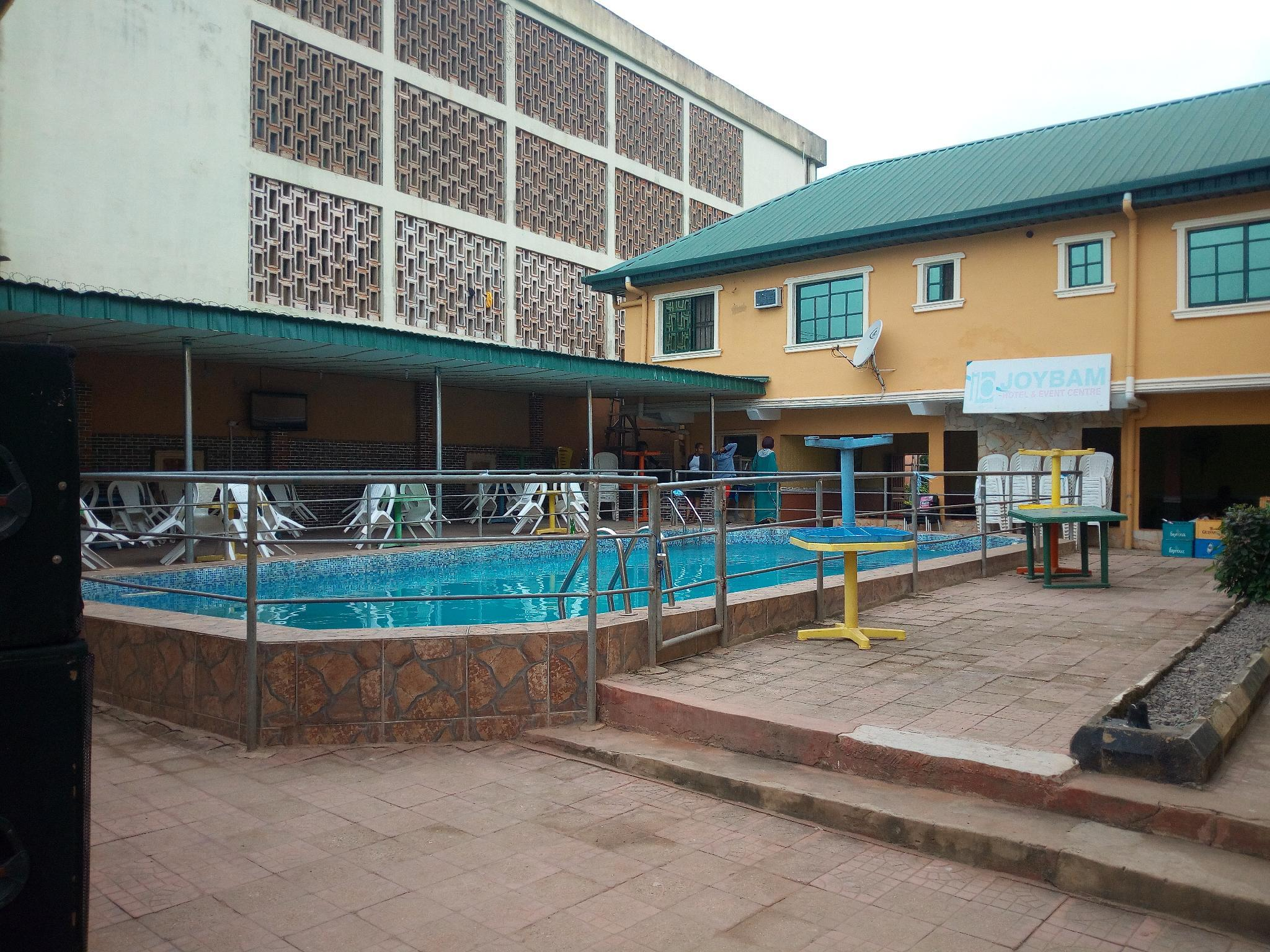 Joybam Hotel and Events, Orita Challenge, IbadanSouth-West