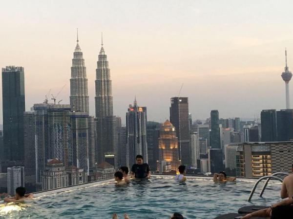 Expressionz KLCC by G Suites Kuala Lumpur