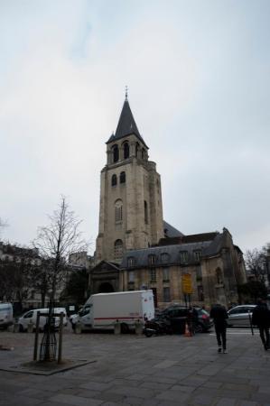 Charming Bonaparte Paris