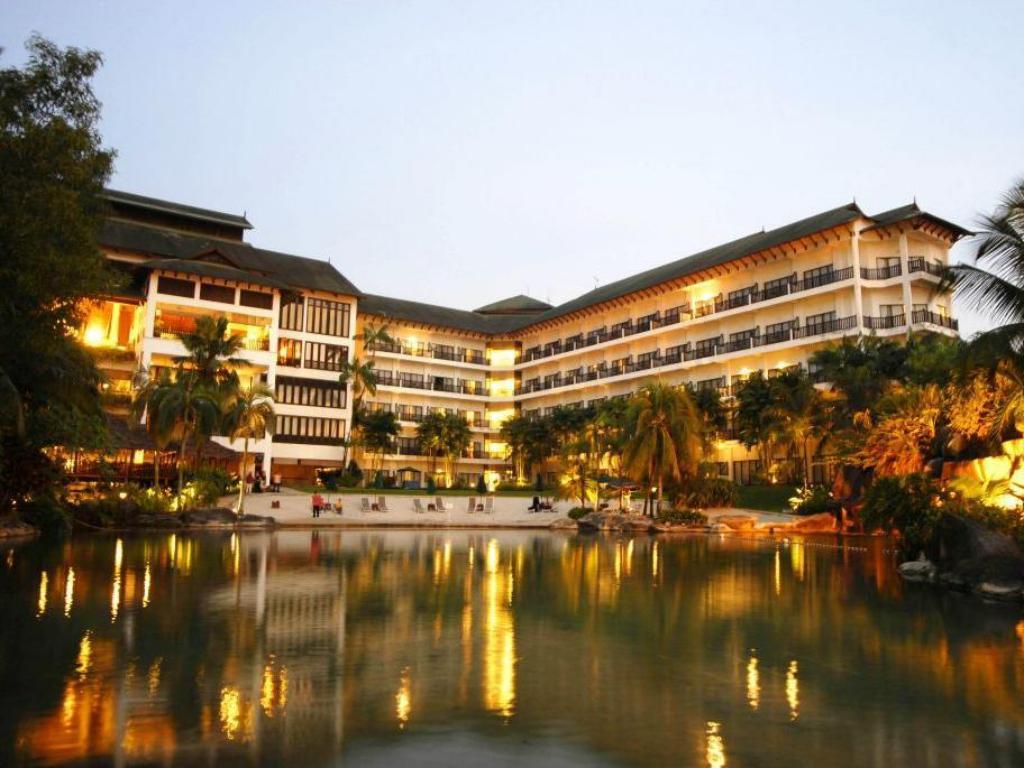 Best price on philea mines beach resort in kuala lumpur for Wellness hotel