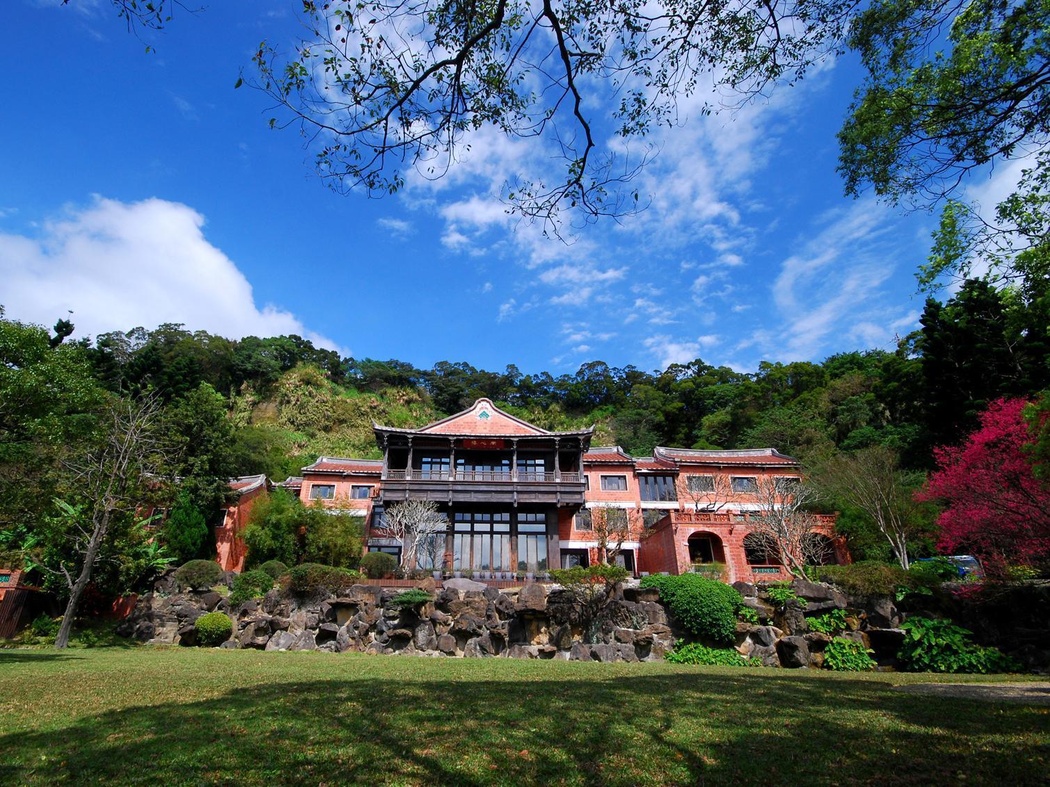 The One Nanyuan Land of Retreat & Wellness, Hsinchu County