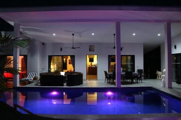 Villa Tanya cozy 3bdr pool villa 15 min to Lamai Koh Samui