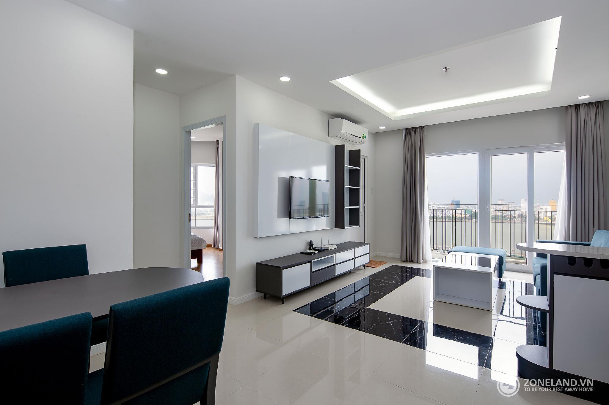Zoneland Apartment - Monarchy Riverside, Sơn Trà