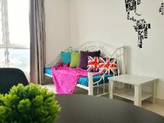 PinaHomies 1 Bedroom CityView Suite @ Gurney Drive