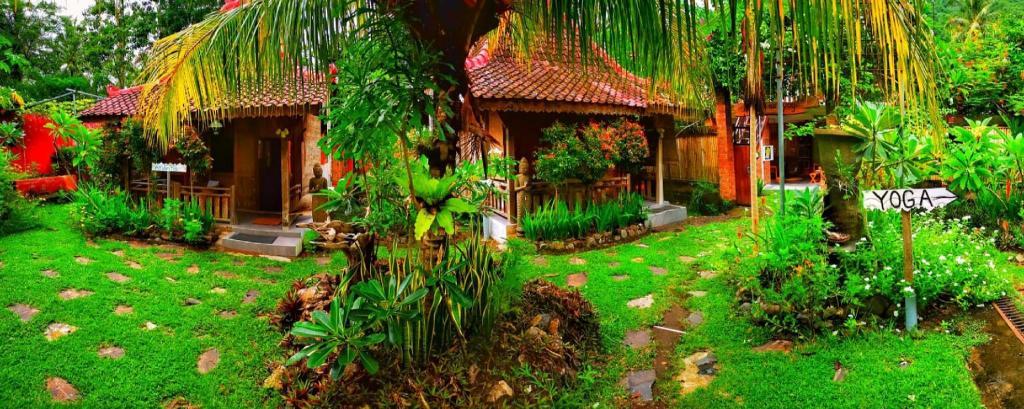 Hotel bintang 5 di Lombok, Gypsea Yoga Eco Retreat