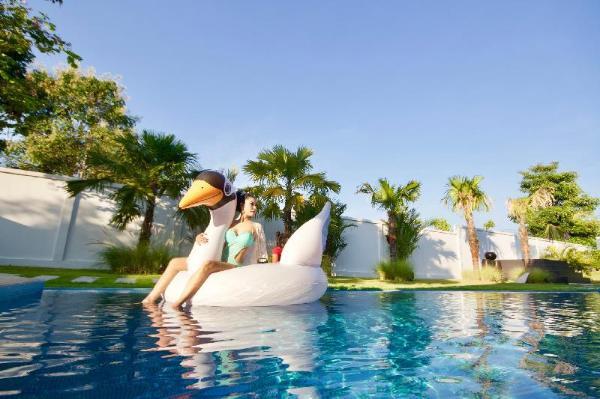 New! Family Villa, Pool Access & BBQ (2 Bedrooms) Hua Hin