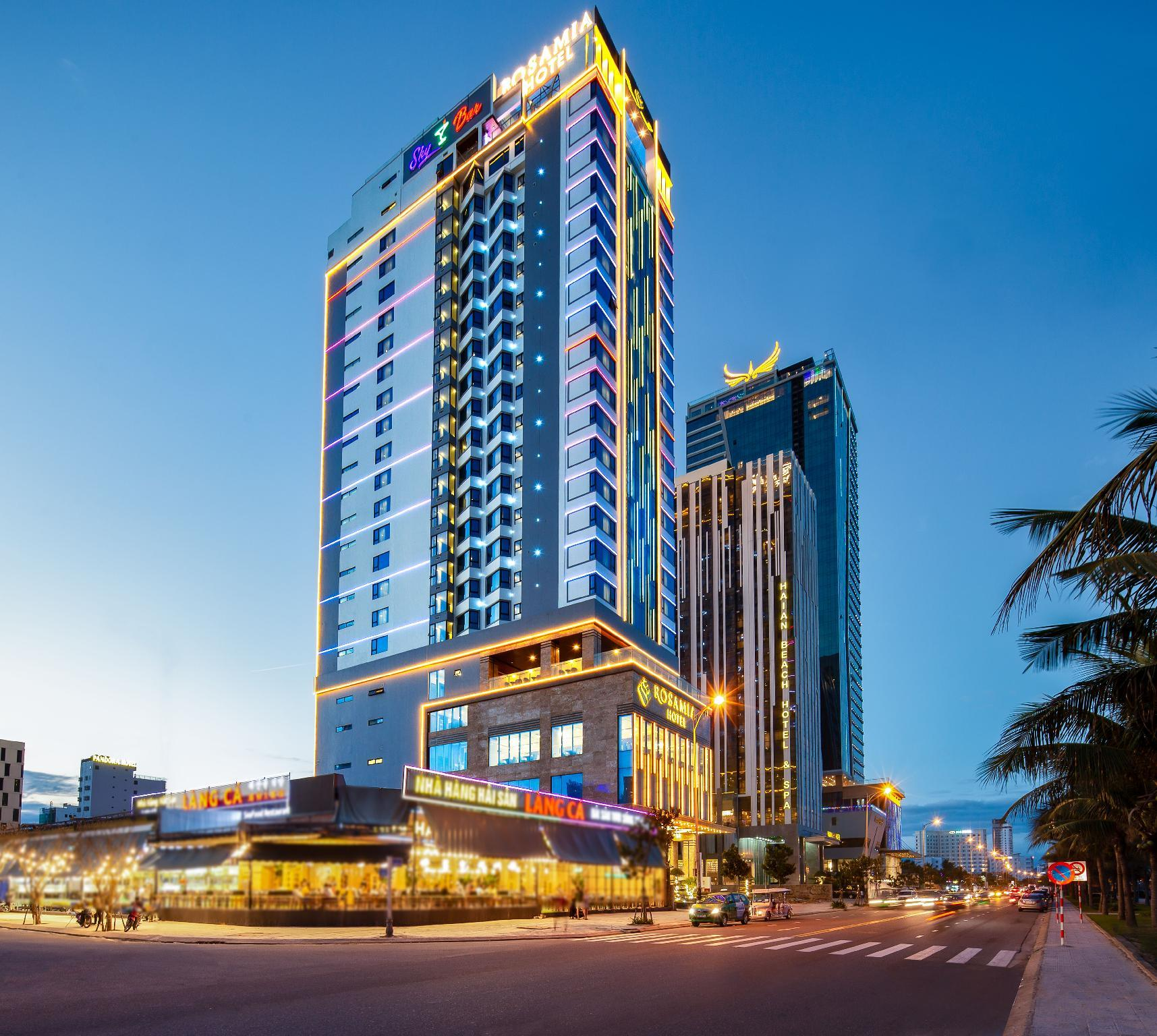 Rosamia Da Nang Hotel, Ngũ Hành Sơn