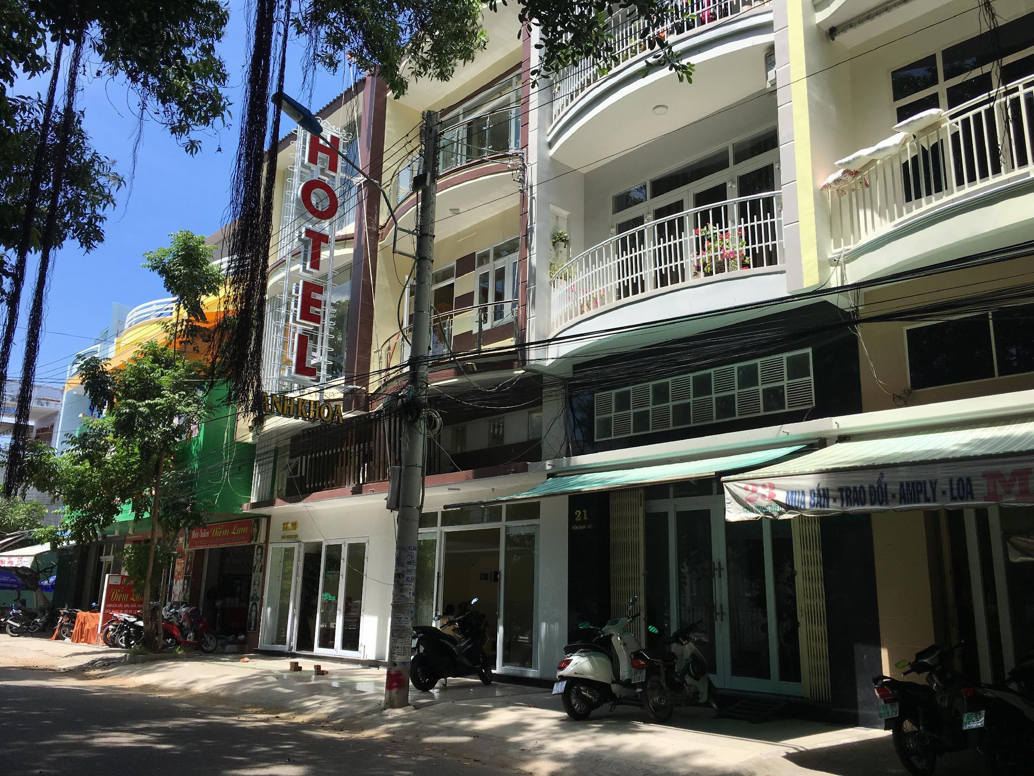 Anh Khoa Mini Hotel, Phan Rang-Tháp Chàm
