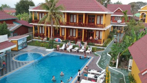 Golden Hotel Dondet Muang Khong