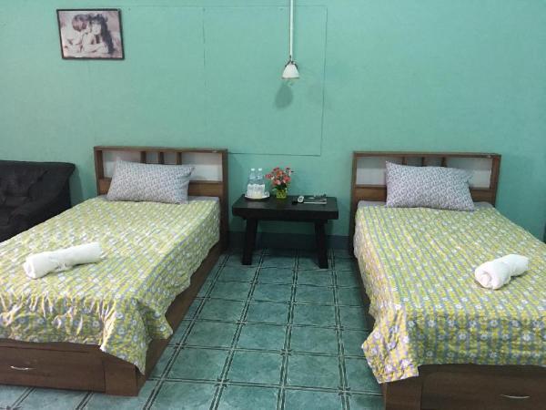 Muangchaem House Mae Chaem