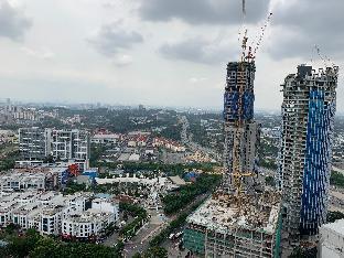ALL NEW I-City LIBERTY, 4-5pax WIFI+SPA, Kuala Lumpur