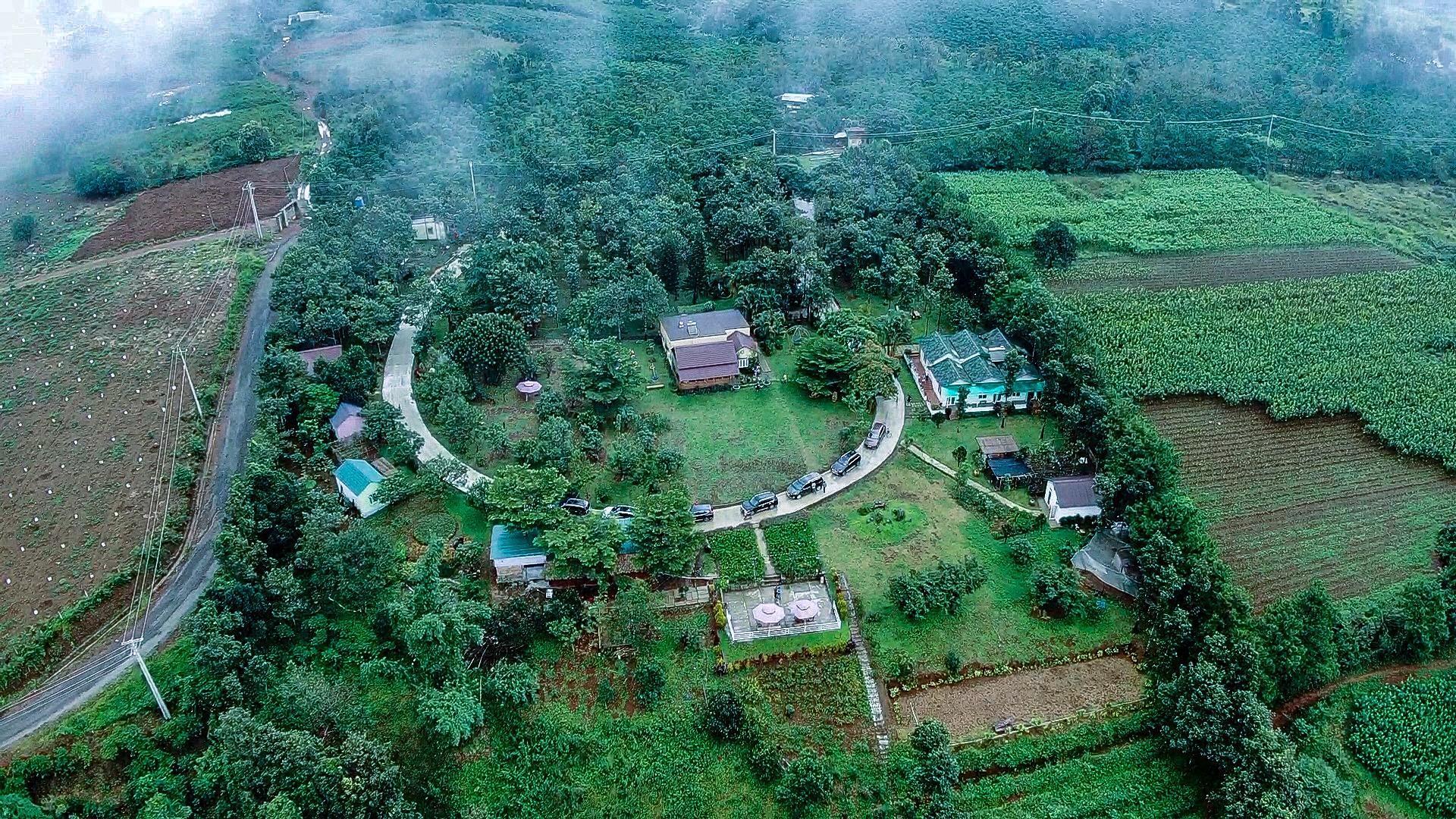 Je T'aime Villa - Where love sublimation., Bảo Lộc