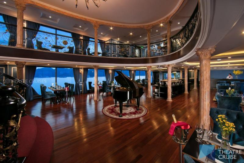 Le Theatre Cruises - Kỳ Quan Trên Vịnh Lan Hạ