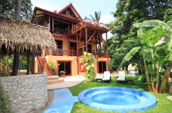 7 Bedroom Sea Front Villa - Koh Phangan Koh Phangan