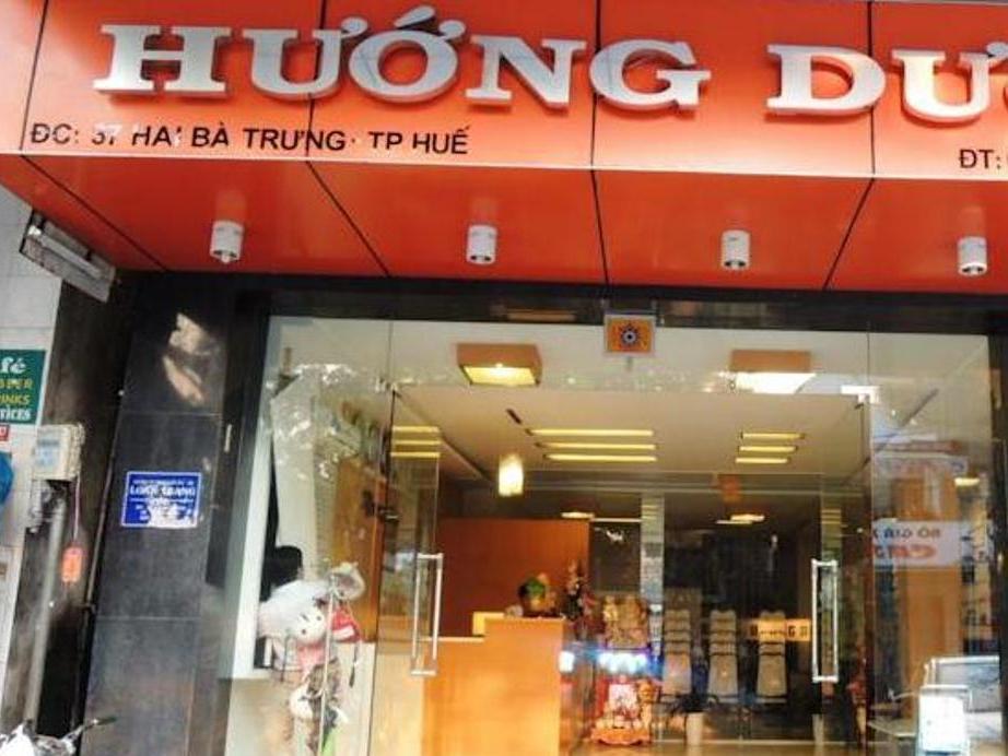 Huong Duong Hotel, Huế