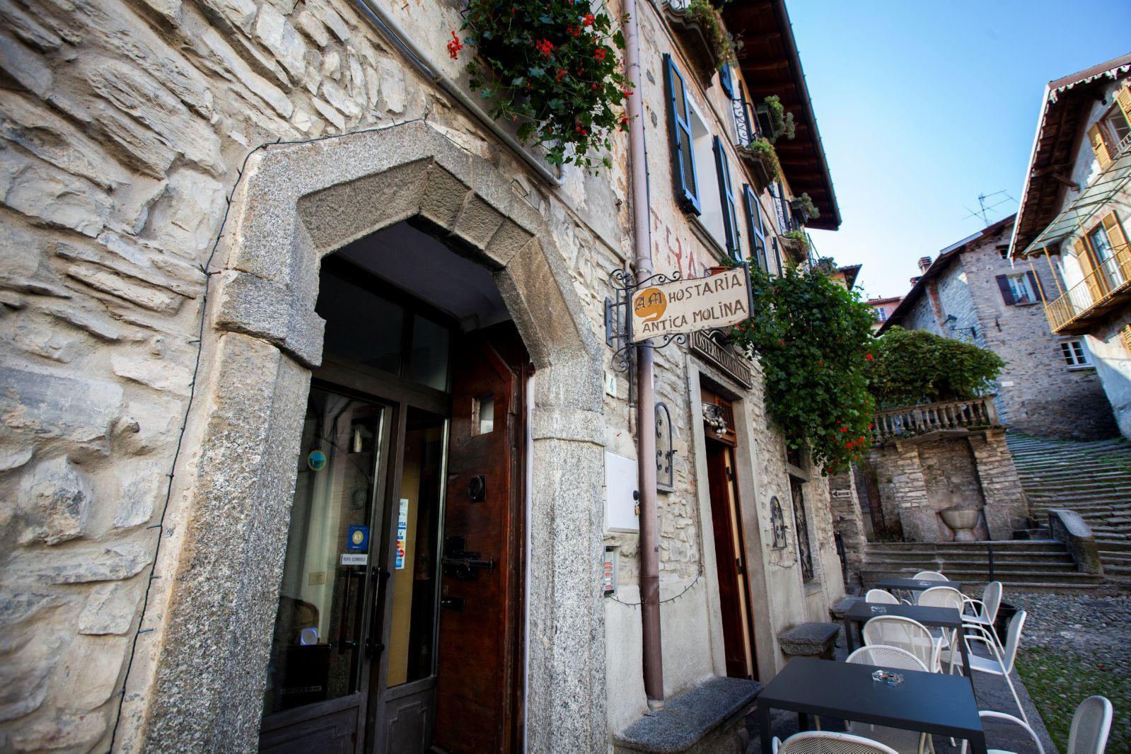 Antica Molina, Como