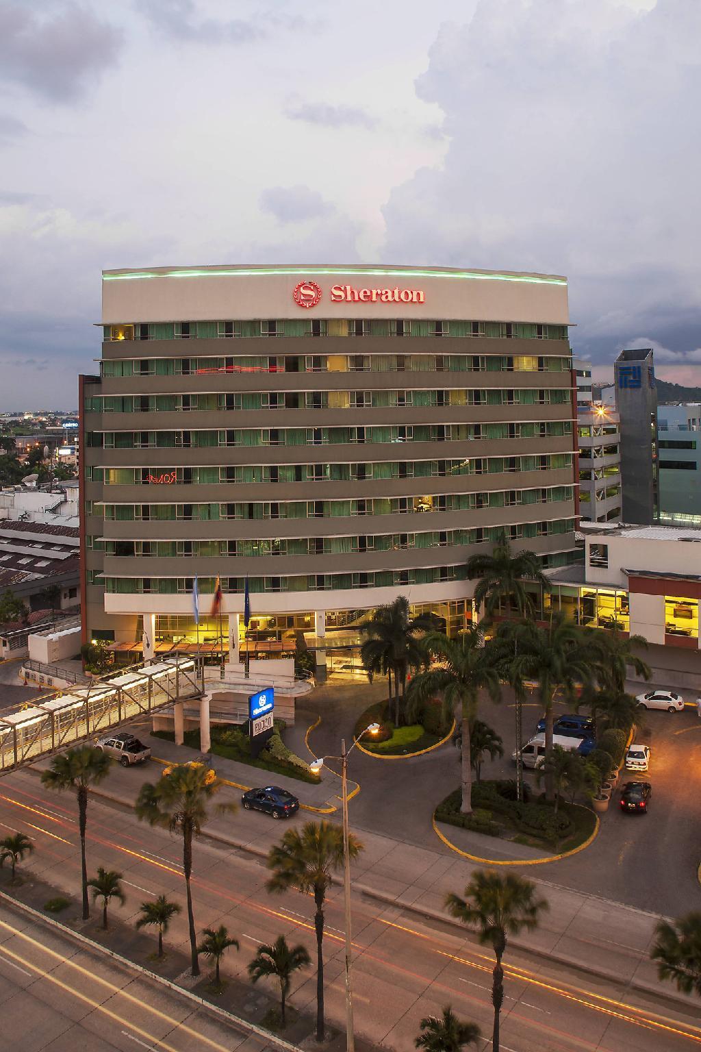 Sheraton Guayaquil Hotel, Durán