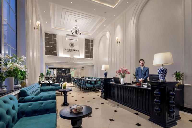 Khách Sạn & Spa My Boutique