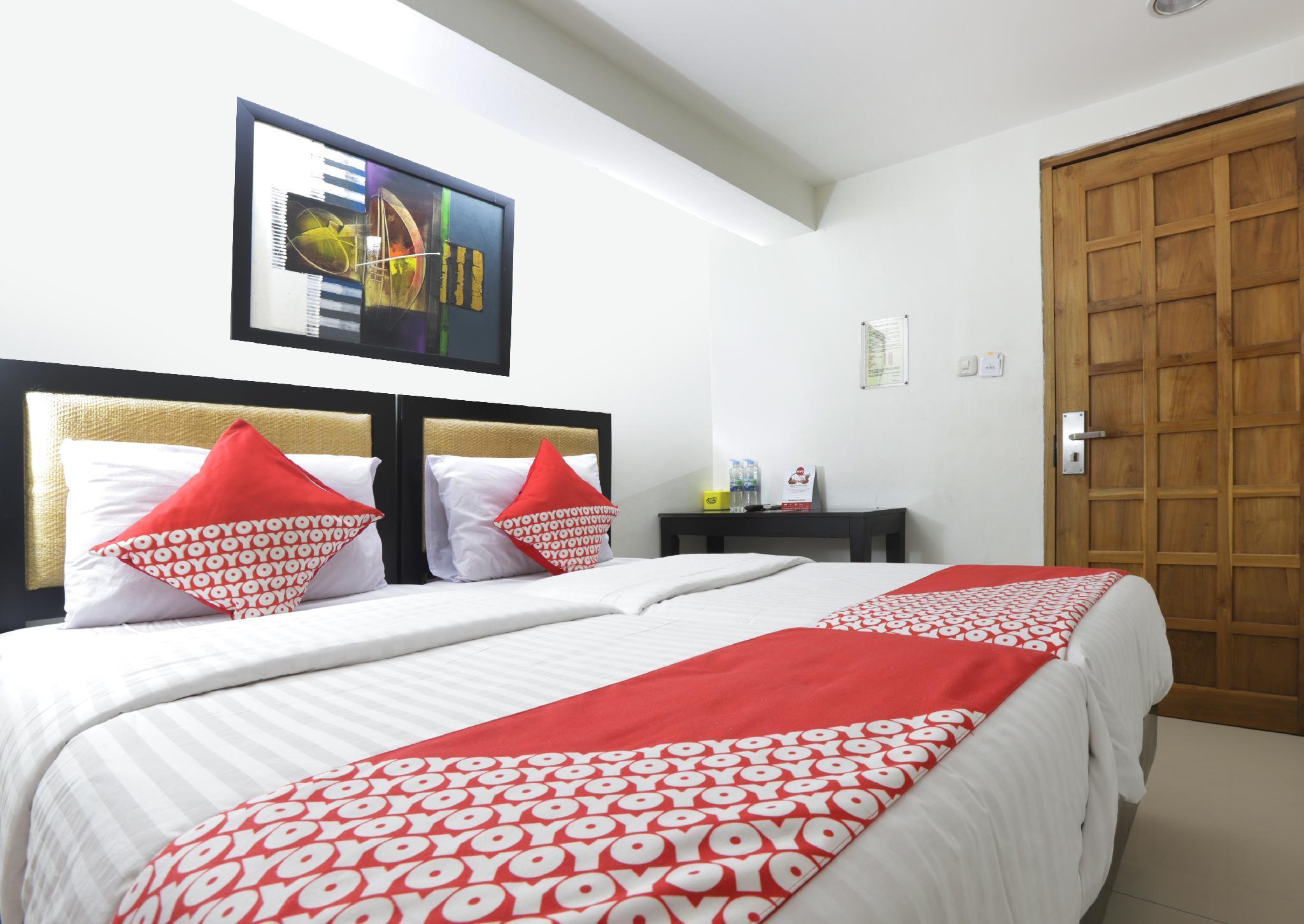 OYO 161 Dc Hotel Utan Kayu, Jakarta Pusat