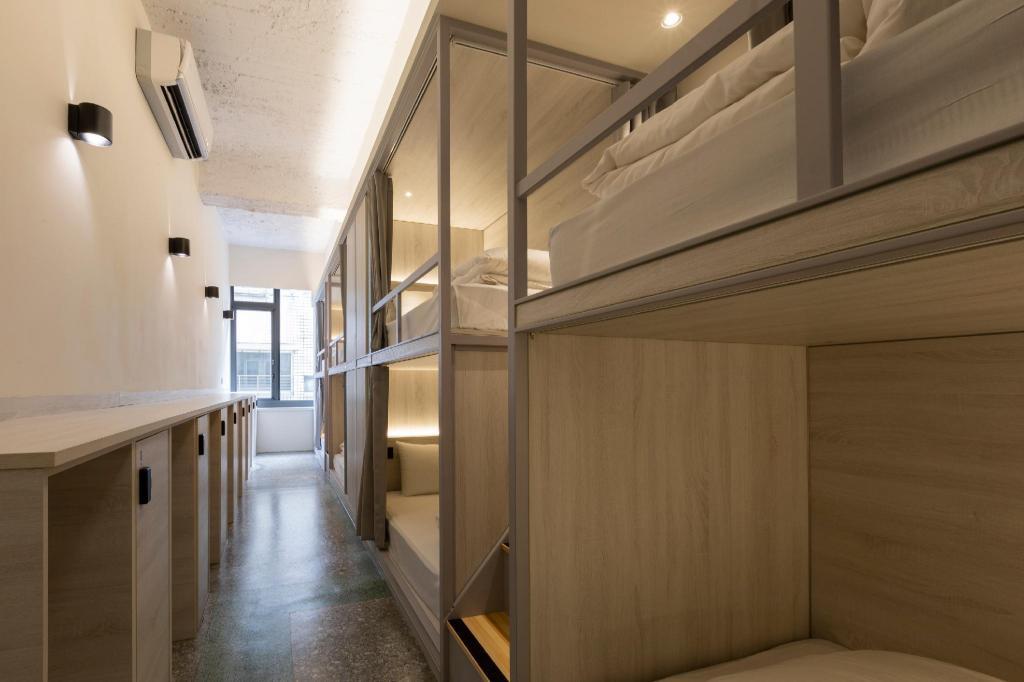 【1張床位】8人宿舍 - 限女性 - 客房