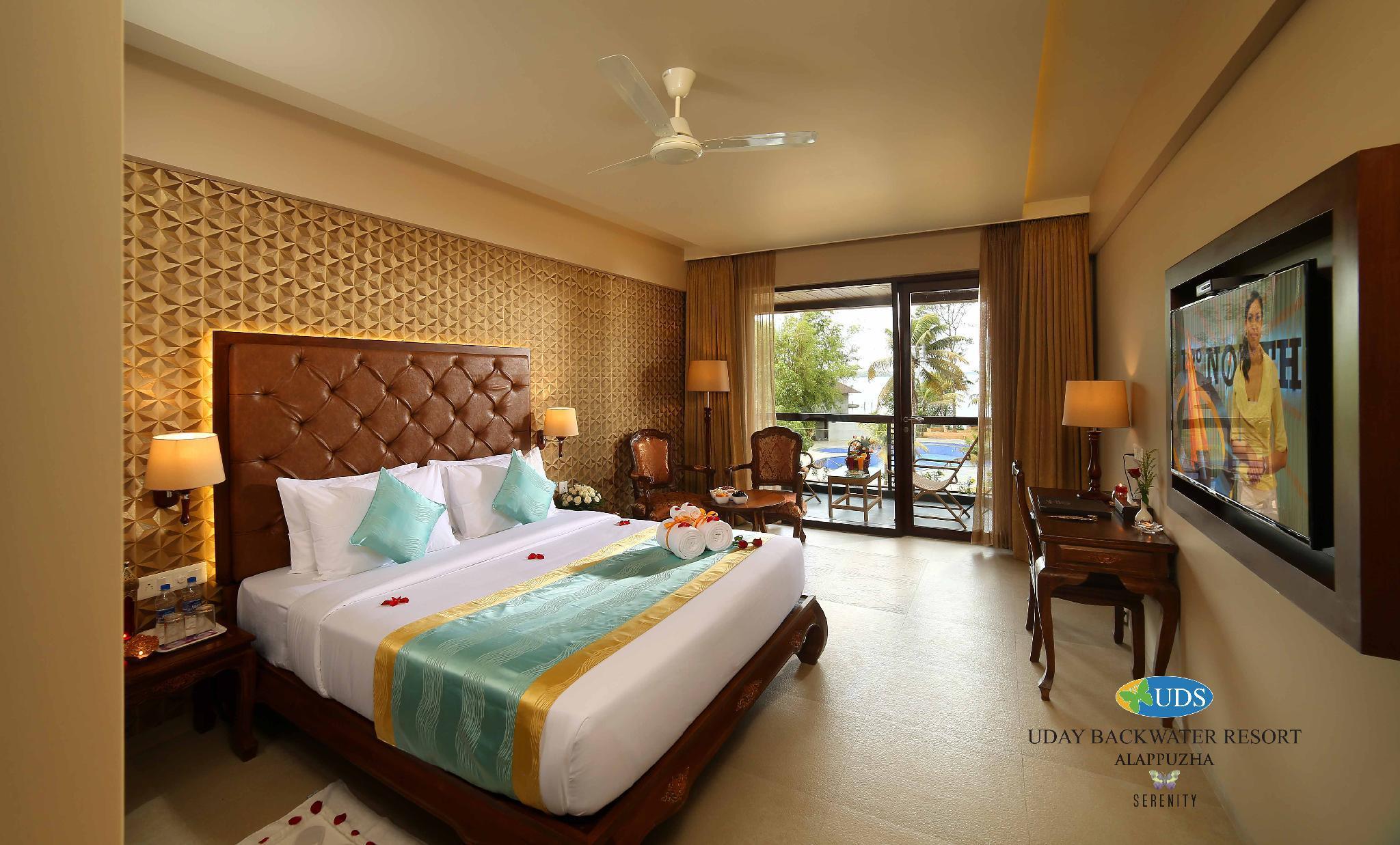 Uday Backwater Resort, Alappuzha