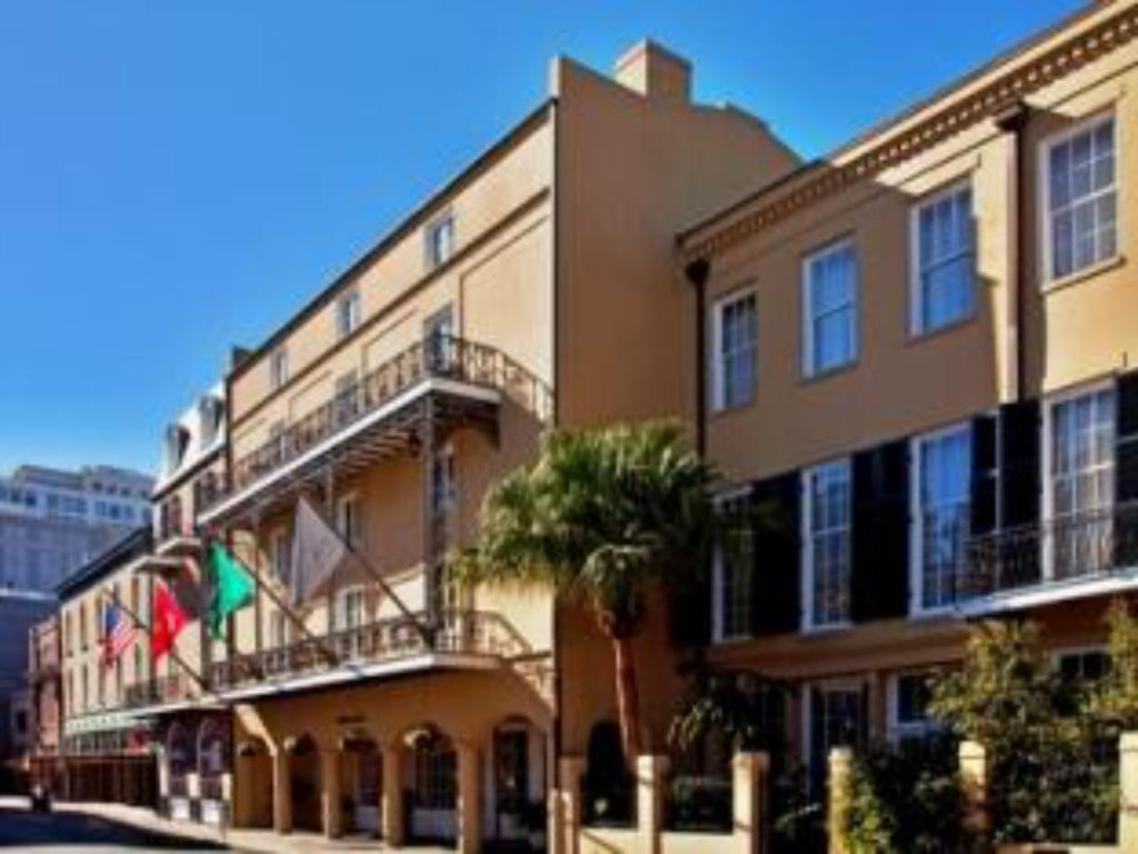best price on holiday inn hotel french quarter chateau. Black Bedroom Furniture Sets. Home Design Ideas