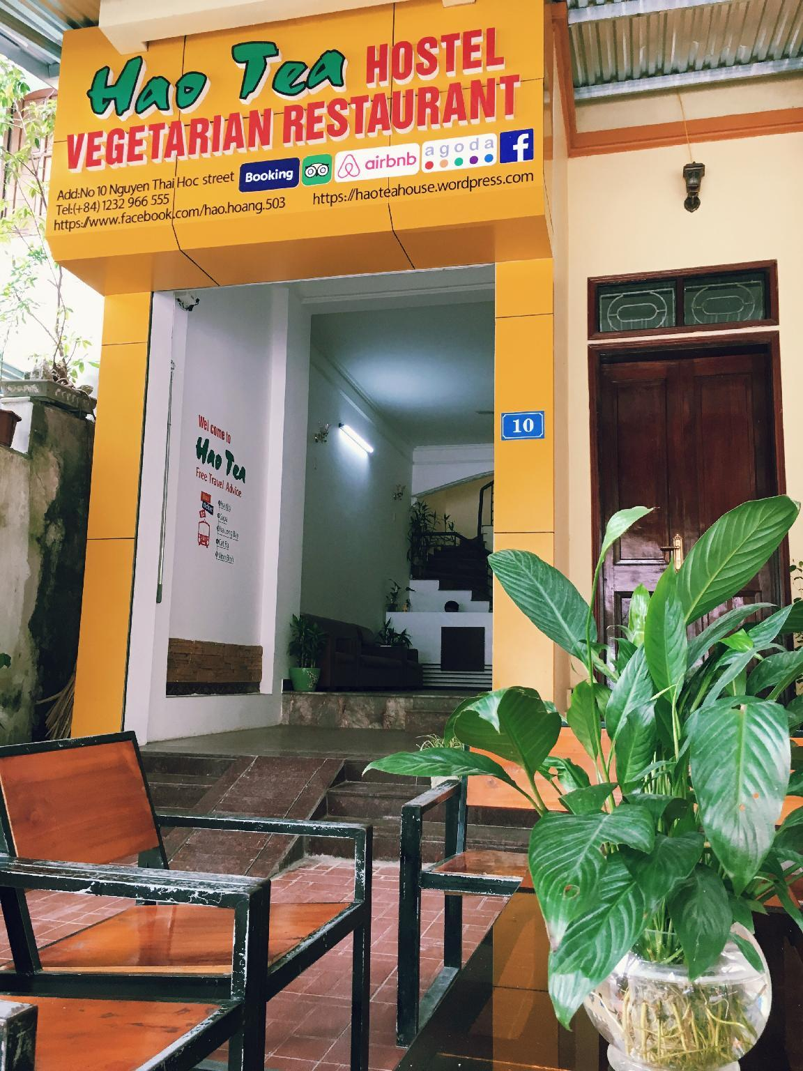 Hao Tea House - Vegetarian Restaurant, Hà Giang