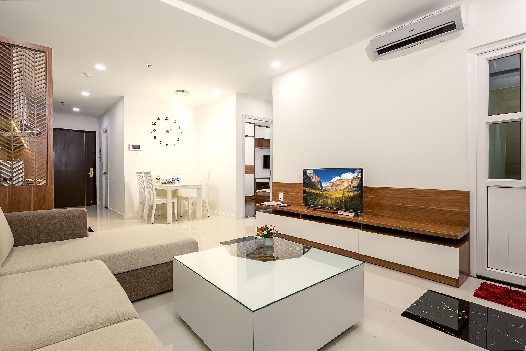 Salalem-Monarchy Apartment-Han Riverside View Dragon Bridge, Sơn Trà