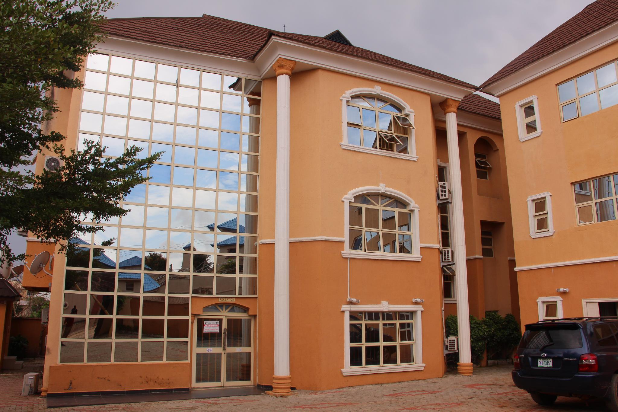 House of His Glory Suites, Lokoja