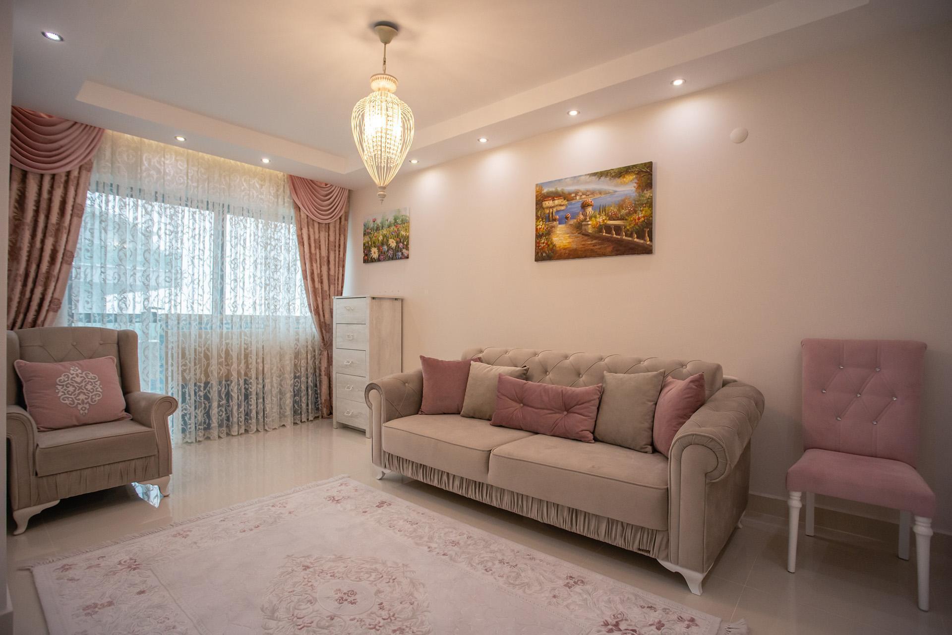 Konak Seaside Homes Luxury Penthaus 3+1