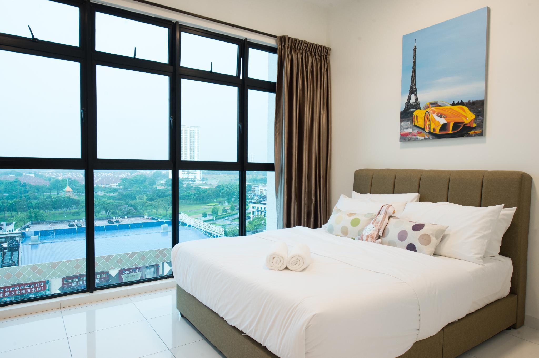 Sky Loft AEON (4pax) B1002 @ JB city vacation home