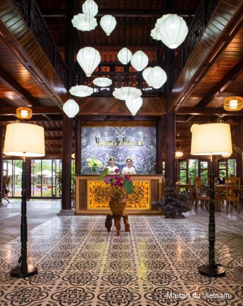 Khu Nghỉ Dưỡng & Spa Maison du Việt Nam