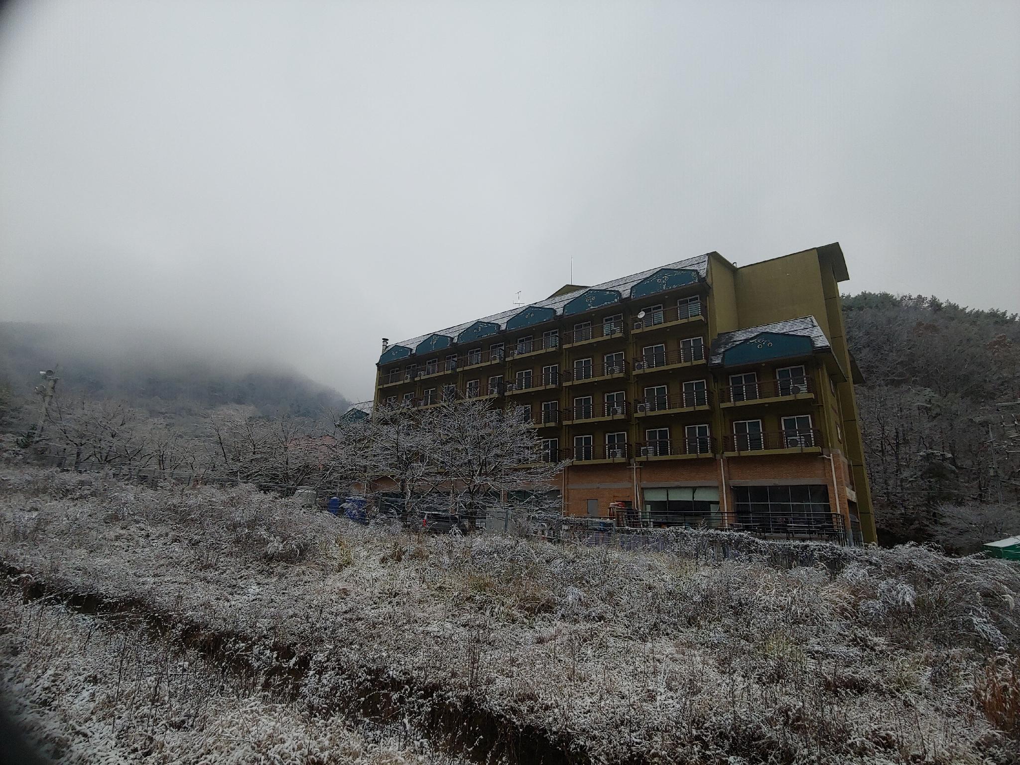 Healingnsajo resort suanbo, Chungju